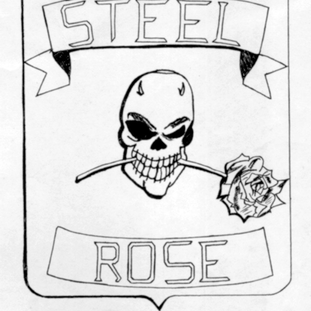 portada demo steel rose